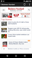 Screenshot of Indian Newspapers & Magazines