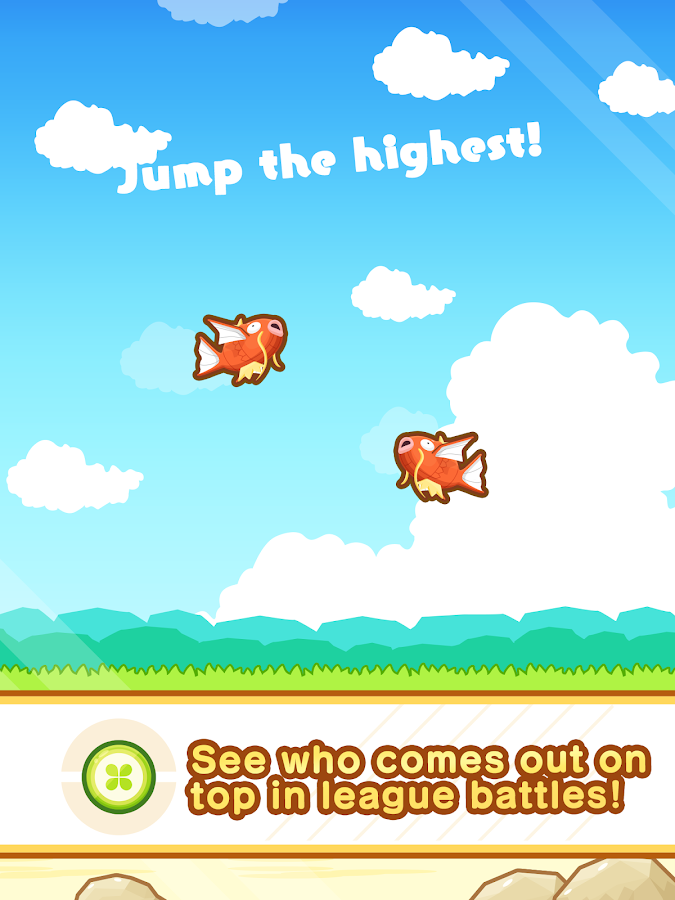 Pokémon: Magikarp Jump Screenshot 12