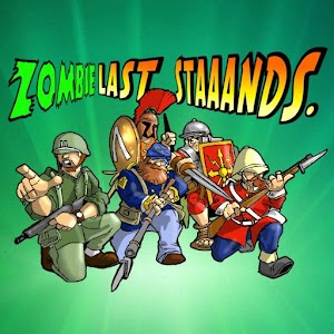 Cover art ZOMBIE LAST STANDS