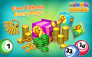 Screenshot of Bingo World - FREE Game