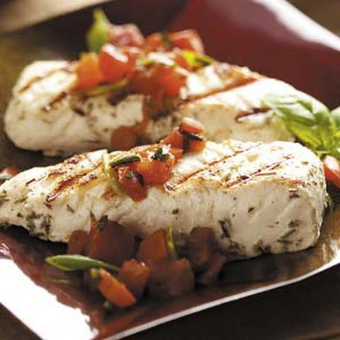 grilled halibut with chimichurri recipes dishmaps grilled halibut with ...