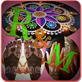 App Rangoli-Mehndi apk for kindle fire