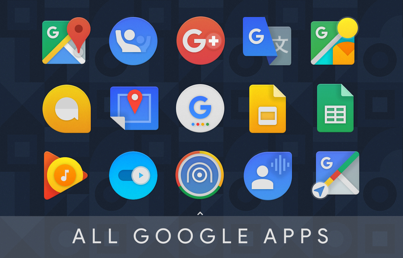 NOU - Icon Pack Screenshot 15