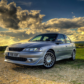 Vauxhall HDR by Bela Paszti - Transportation Automobiles ( car, england, uk, chichester, opel, hdr, vectra, vauxhall,  )