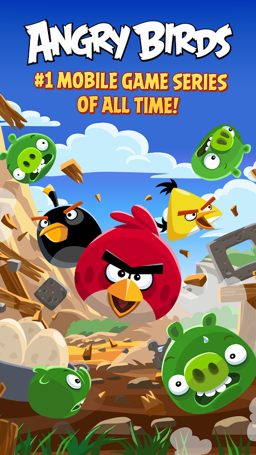 Angry Birds Classic Screenshot 10