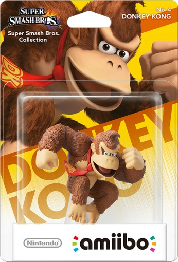 Donkey Kong packaged (thumbnail) - Super Smash Bros. series
