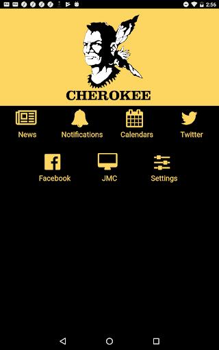 Cherokee Community Schools screenshot 1