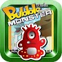 Bubble shooter Monster busters