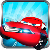 3D CARS - TRAFFIC CITY APK for Bluestacks