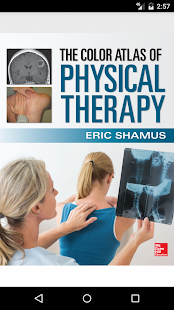 The Atlas of Physical Therapy screenshot for Android