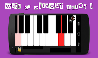 Screenshot of ePiano (Easy Piano Kids)