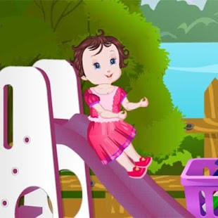 Baby Lisi Park Party- screenshot