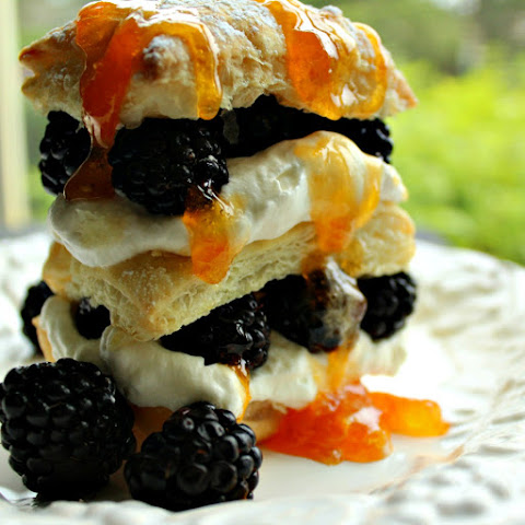 Blackberry Napoleon
