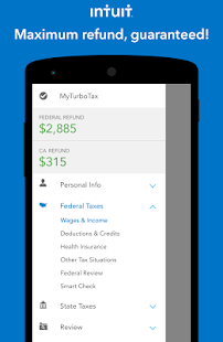 TurboTax Tax Return App for pc
