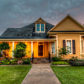 South Louisiana Home by Joby Gonsuron - Buildings & Architecture Homes ( #louisianahomes, #hdr )
