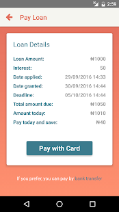 Download Android App QuickCheck Loan App for Samsung