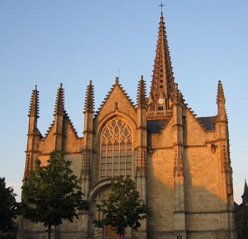 photo de Notre Dame - VITRE