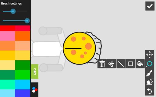 Draw Cartoons 2 - screenshot