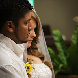none by Ashley Saed - Wedding Ceremony ( lubbockphotographer, lubbocktexas, weddingphotographer, catholicwedding )