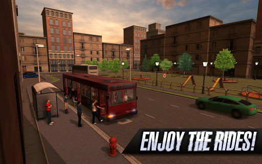 Bus Simulator 2015 screenshot 10
