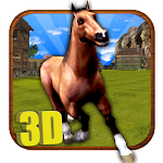 Horse Simulator 3D Game Icon