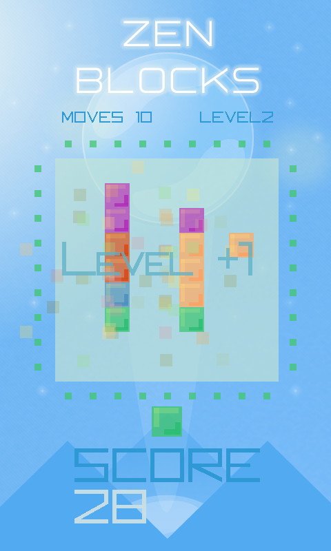 Zen Blocks: Pro Puzzle Edition Screenshot 1