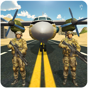 Army Prisoners Transport Plane for PC-Windows 7,8,10 and Mac