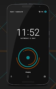 Orion CM13 Theme- screenshot thumbnail