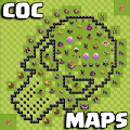 Guide Maps For CoC APK for Bluestacks