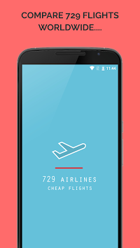 729 Airlines Cheap Flights APK screenshot thumbnail 1