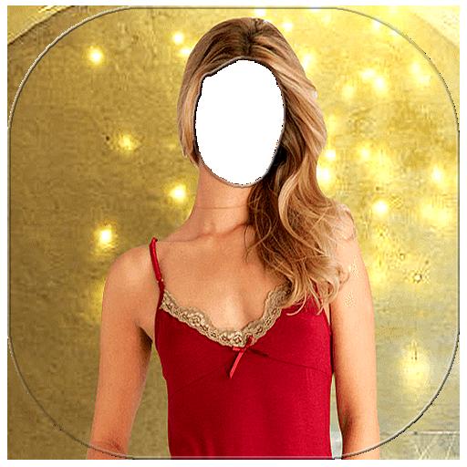 Sleep Wear Women Photo Frame 2018 (app)