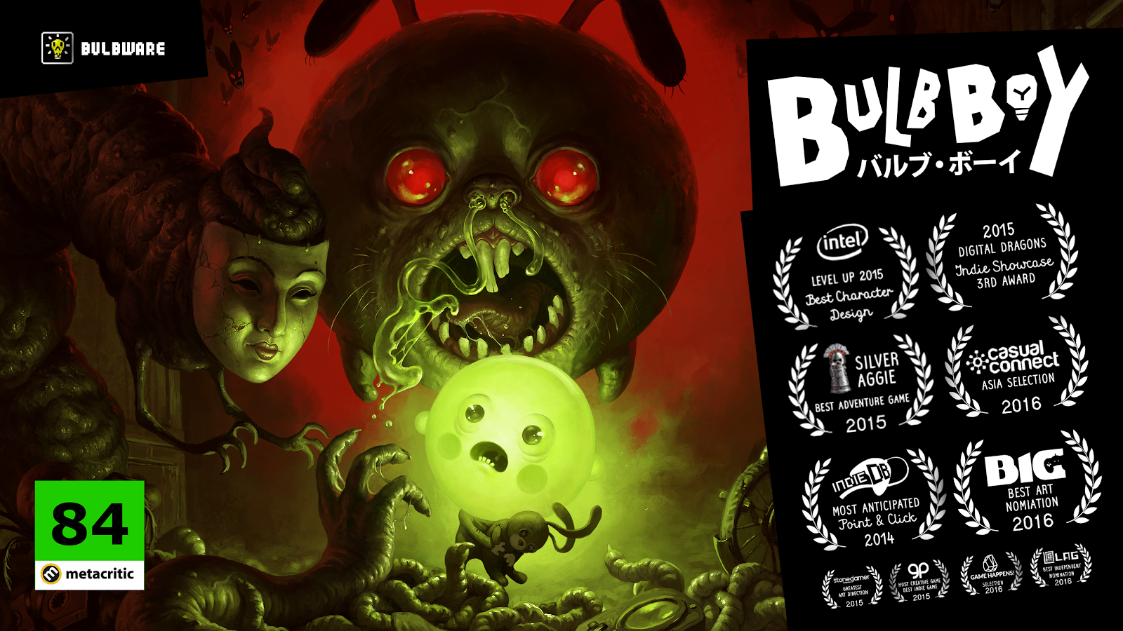 Bulb Boy Screenshot 0