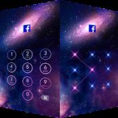 Download Applock Theme Galaxy APK
