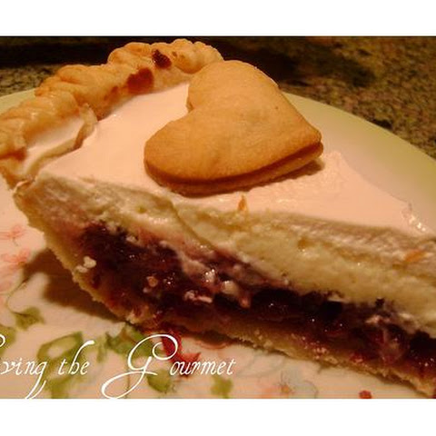 Cranberry-Cheesecake Tart (Adapted From Pillsbury Annual Recipes-2009)
