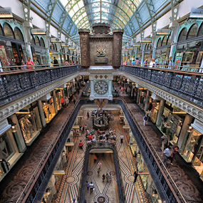 Queen Victoria Building by Sefanya Dirgagunarsa - Buildings & Architecture Other Interior ( #jipchallenge #paisley #photography, landmark, travel )