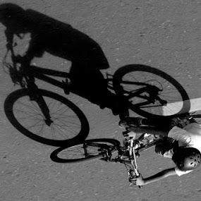 bike by Budi Risjadi - City,  Street & Park  Street Scenes