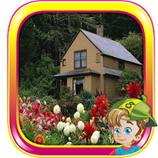 Beautiful Flower Garden Escape