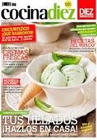 Screenshot of COCINA DIEZ Revista