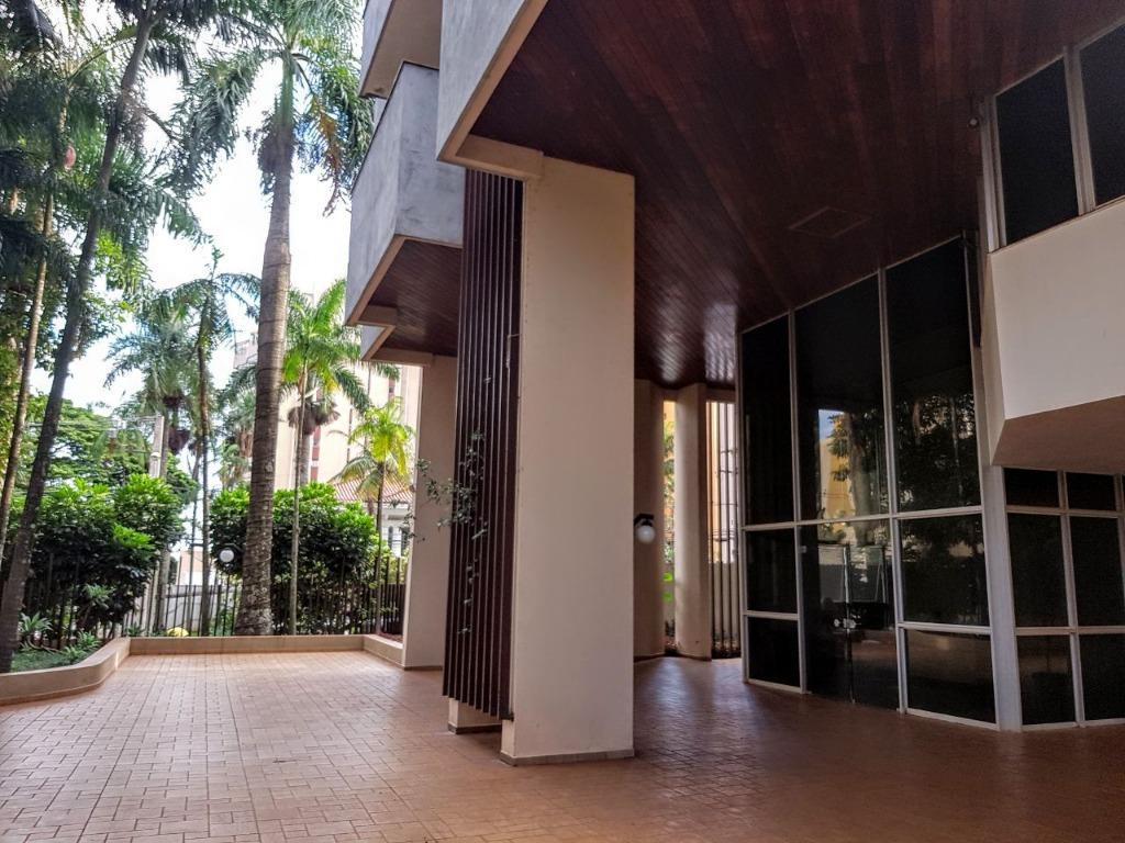 Apartamento residencial para venda e locação, Centro, Londrina - AP0346.