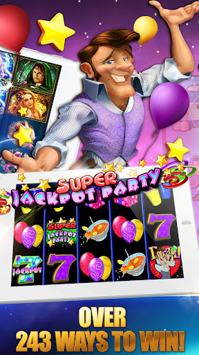 Casino Games & Slot Machines: Jackpot Party Casino screenshot 5