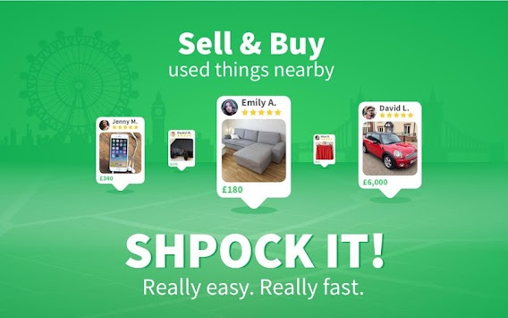 Shpock Boot Sale & Classifieds APK screenshot thumbnail 10