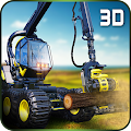Hay Farm Truck Driver Logs 3D APK for Bluestacks