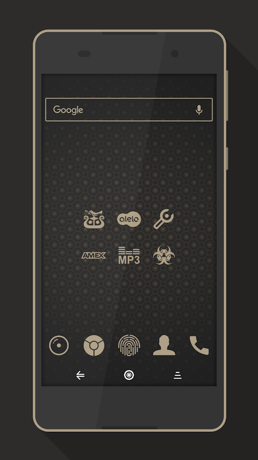 Rest - Icon Pack Screenshot 3