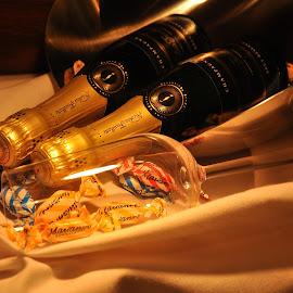 Champagne by Ashwini Attri - Food & Drink Alcohol & Drinks