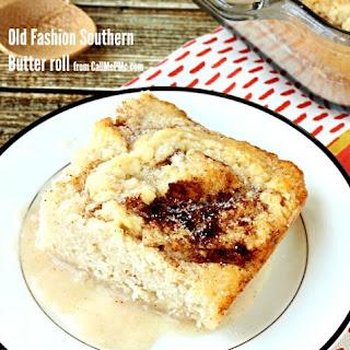 Southern Butter Roll Dessert Recipes