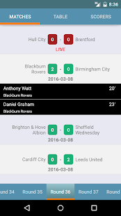 Championship English Football - screenshot