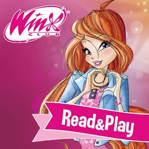 Cover art WINX - Read&Play