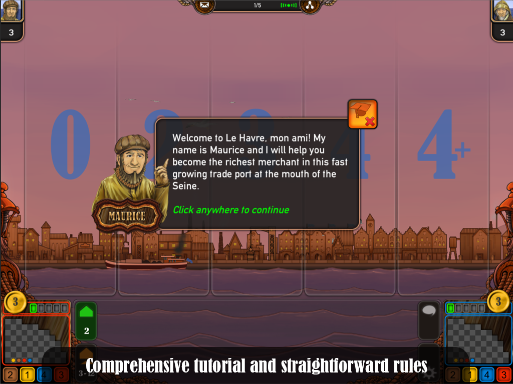 Le Havre: The Inland Port Screenshot 12
