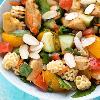 Mandarin Chicken Pasta Salad Recipes