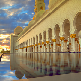 Grand Mosque by Mauritz Janeke - Buildings & Architecture Places of Worship ( grand mosque, mosque, uae, mauritz, abu dhabi, auh,  )
